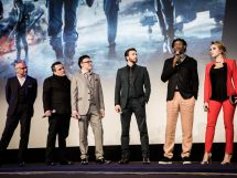 CAPTAIN AMERICA: THE WINTER SOLDIER / Paris Premiere Photos 38