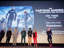 CAPTAIN AMERICA: THE WINTER SOLDIER / Paris Premiere Photos 33