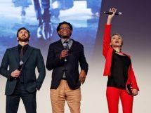 CAPTAIN AMERICA: THE WINTER SOLDIER / Paris Premiere Photos 36