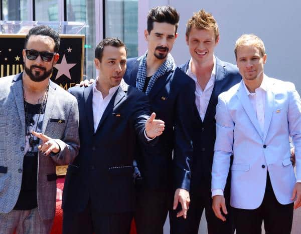 Backstreet Boys extend world tour, will include special opener, Avril Lavigne