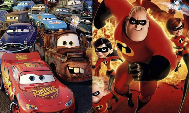Pixar Working On Sequels For 'The Incredibles' and 'Cars'