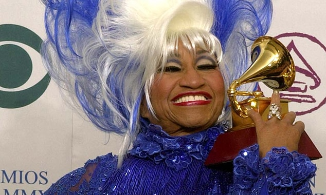 Apollo's Walk of Legends Honors Celia Cruz as its First Latin Artist To Be Inducted 3