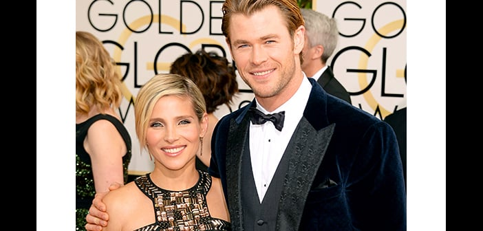 Chris Hemsworth and Elsa Pataky Share First Picture And Names of Twins