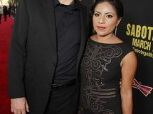 SABOTAGE (in theaters March 28)  -  Photos from LA Premiere  39