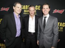 SABOTAGE (in theaters March 28)  -  Photos from LA Premiere  4