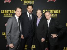 SABOTAGE (in theaters March 28)  -  Photos from LA Premiere  12