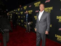 SABOTAGE (in theaters March 28)  -  Photos from LA Premiere  23