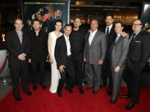 SABOTAGE (in theaters March 28)  -  Photos from LA Premiere  28