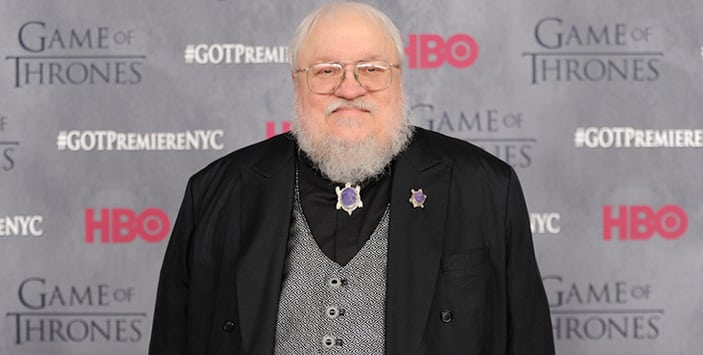 George R.R. Martin Eyeing To Bring 'Game of Thrones' To Theaters 2