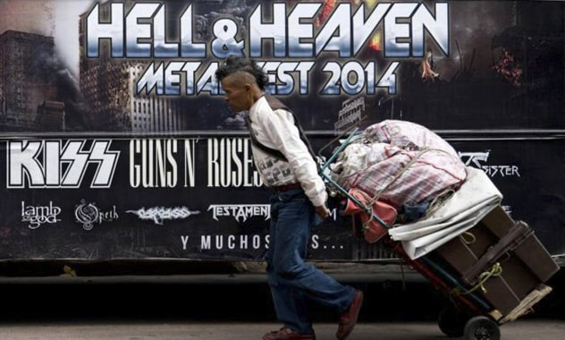 Hell and Heaven Metal Fest Suffers Cancelation Due To Safety Scare