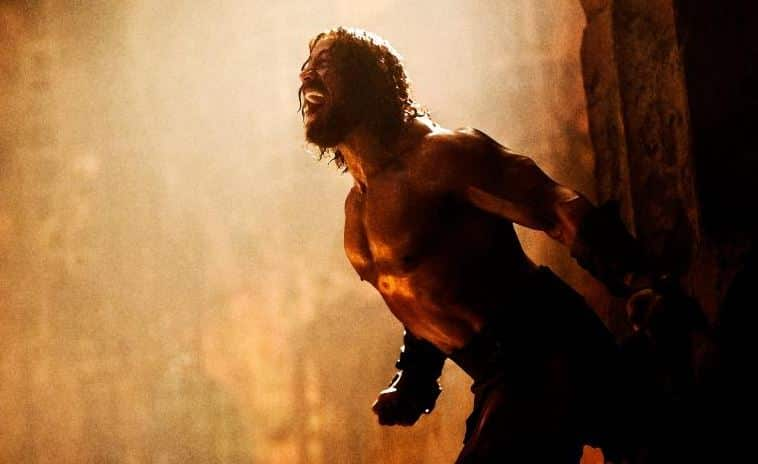 Dwayne Johnson Stunning Suprise Trailer For Hercules 2