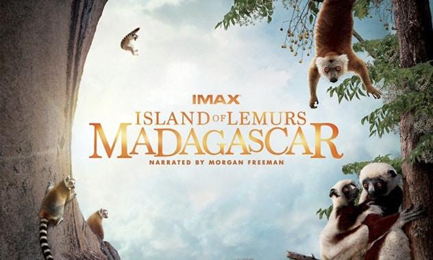 ISLAND OF LEMURS: MADAGASCAR - New Video Featurette! 2