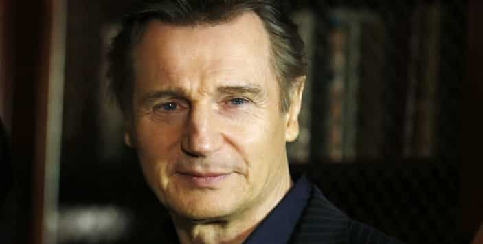 Liam Neeson Drives Of Teens Torturing Dog