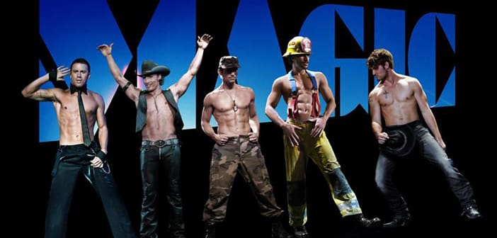 First Word On Next 'Magic Mike' Film Will Be Called 'Magic Mike XXL'