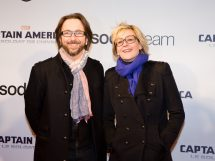CAPTAIN AMERICA: THE WINTER SOLDIER / Paris Premiere Photos 2