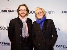 CAPTAIN AMERICA: THE WINTER SOLDIER / Paris Premiere Photos 13