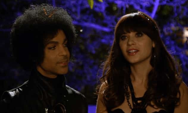 Prince & Zooey Deschanel Join Forces On 'FALLINLOVE2NITE'