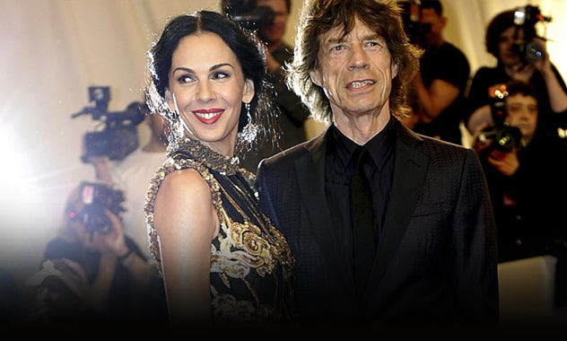 Rolling Stones cancel concert after death of Mick Jagger's girlfriend L'Wren Scott 1