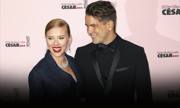Scarlett Johansson And Husband-To-Be Romain Dauriac Are Going To Be Parents! 2