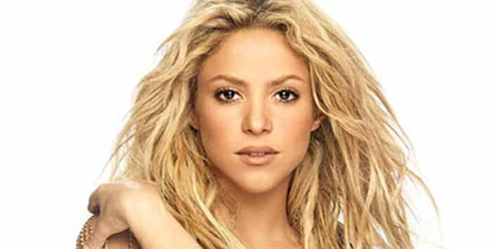 Shakira Looks Beautiful In Her Wedding Gown..But It's Not What You Think 1