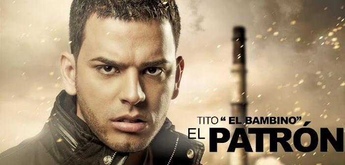 """Tito El Bambino -  El Patrón, presents a preview of his new album with the song """"El Gran Perdedor"""" 2"""