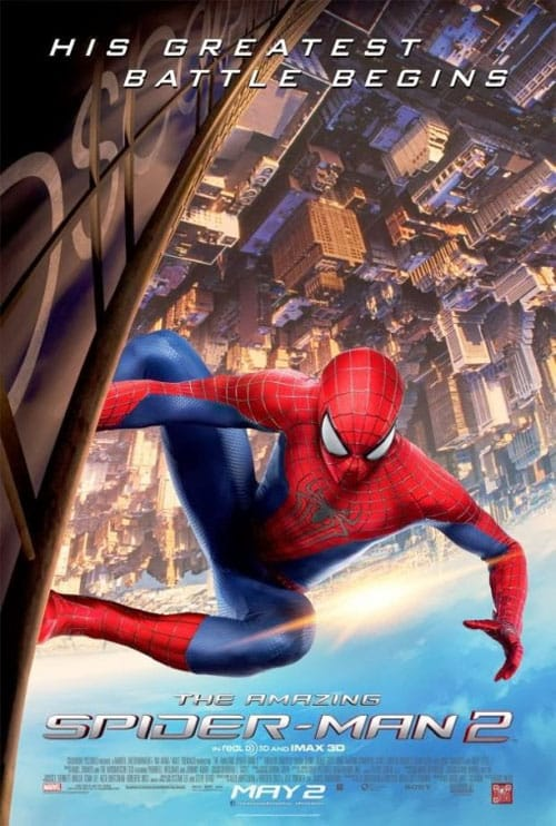 amazing spider man 2 poster11