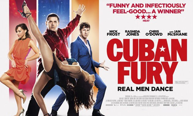 CUBAN FURY Trailer: Nick Frost Gets His Salsa On