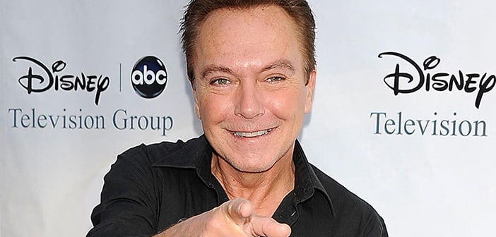 David Cassidy Gets Rehab After 3rd Consecutive DUI 3