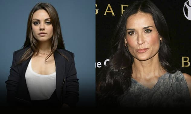 Demi Moore Inappropriately Calls To Warn Mila Kunis About Marrying Ashton Kutcher   2