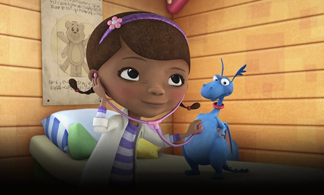 --CLOSED--DOC MCSTUFFINS - DVD Movie Giveaway--CLOSED-- 1