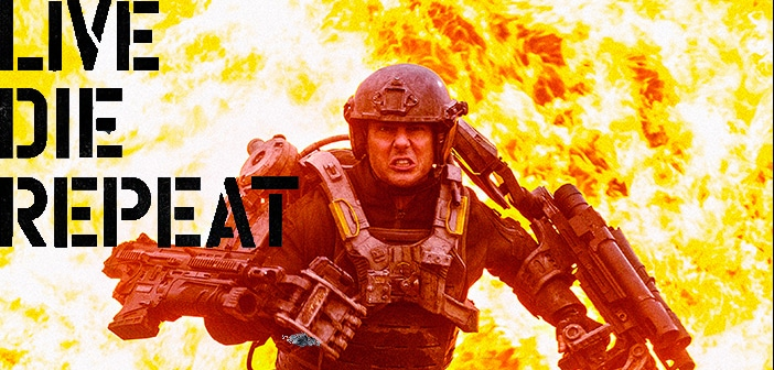 EDGE OF TOMORROW - New Teaser & Trailer