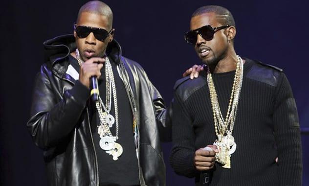 Kanye West Enters Business Partnership With Jay Z