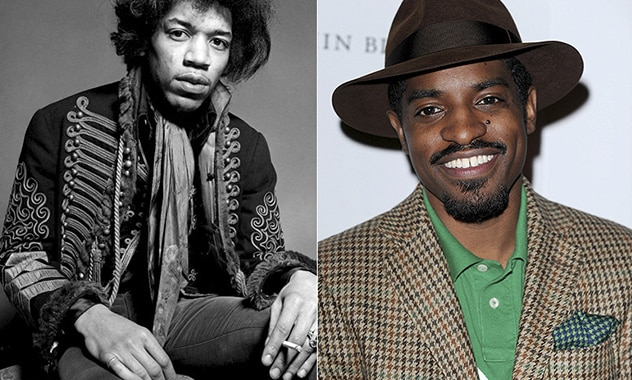 Andre Benjamin is Jimi Hendrix in first 'All is By My Side' clip from Biopic