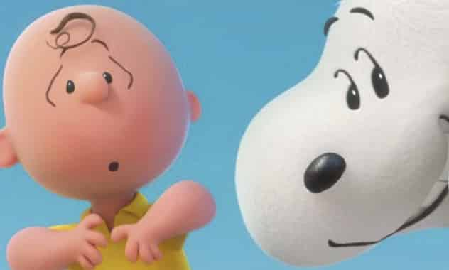 Charlie Brown Headed To Theaters for New 3-D 'Peanuts' movie