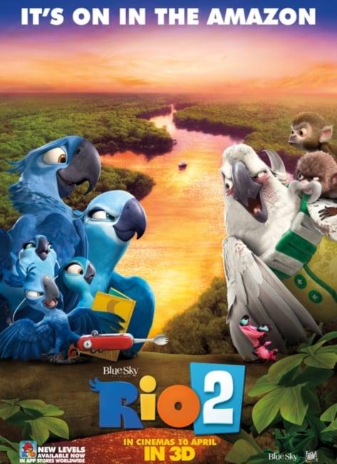 rio 2 poster