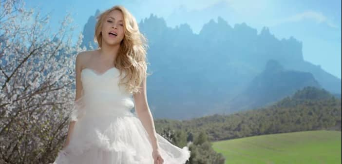 Shakira Debuts New Song 'Empire' With Fiery Music Video