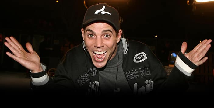 Steve-O From Jackass'  Being Charged for Deadly Misconduct After Bridge Flip: Viral Vid