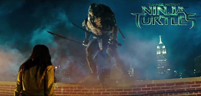 TEENAGE MUTANT NINJA TURTLES Trailer – VIP Screening Giveaway