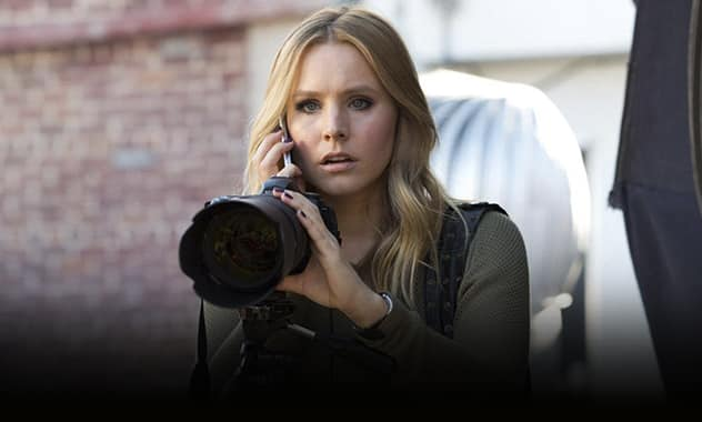 'Veronica Mars' Movie: Watch A Sneak Peak of the first 8 minutes 2