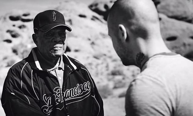 CALLE 13 Confronts The Guns, Violence & Materialism of Hip Hop Fame With New Video ft the legendary Willie Mays 1