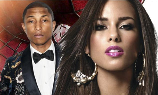 """Alicia Keys Gets A Big Team For Her New  'The Amazing Spiderman 2' Single """"IT'S ON AGAIN"""""""