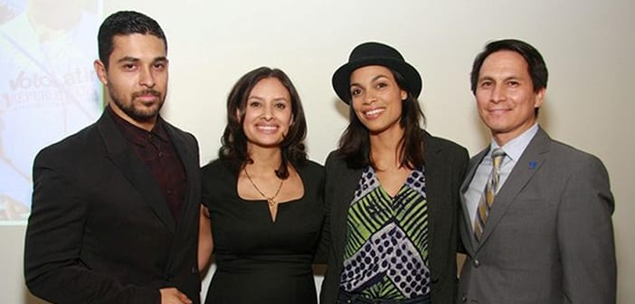 Voto Latino Power Summit 2014 Sees Walmer Valderrama Step Up To the Plate
