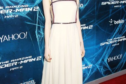 Watch Last Nights' Red Carpet Premiere of 'The Amazing Spider-Man 2' 3