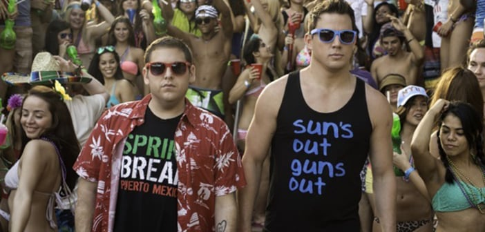 '22 Jump Street' Goes Undercover In First Clip Plus New Poster 2