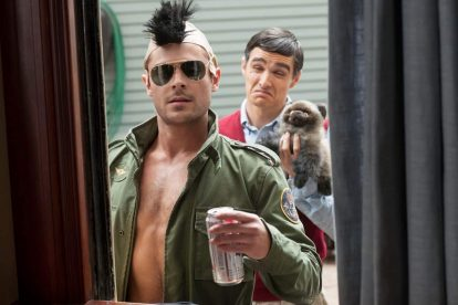 Zac Efron won MTV's Best Shirtless Performance.. don't miss more of Zac in Neighbors! 6