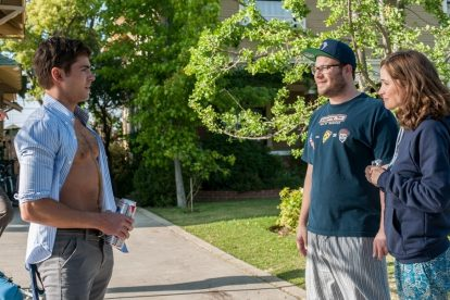 Zac Efron won MTV's Best Shirtless Performance.. don't miss more of Zac in Neighbors! 10