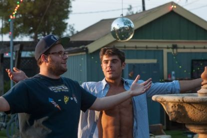 Zac Efron won MTV's Best Shirtless Performance.. don't miss more of Zac in Neighbors! 12