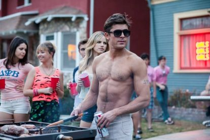 Zac Efron won MTV's Best Shirtless Performance.. don't miss more of Zac in Neighbors! 13