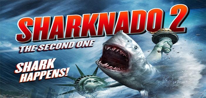 Sharknado 2 Director Promises More Sharks, More Crazy