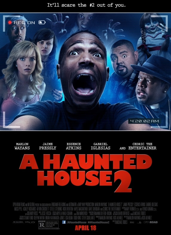 A HAUNTED HOUSE 2 - Poster21